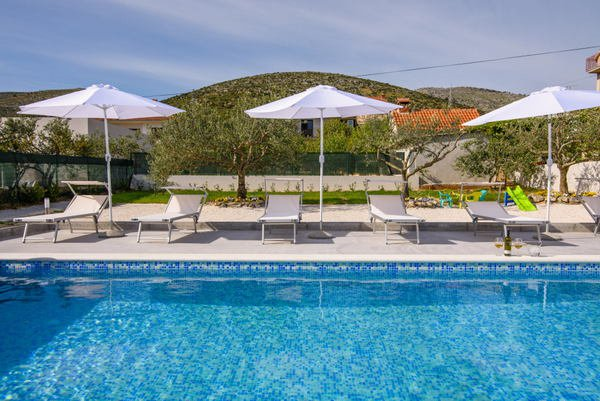 Luxury apartment Trogir_16