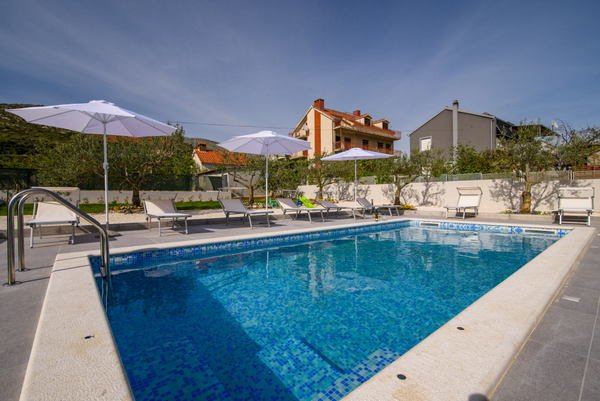 Luxury apartment Trogir_15