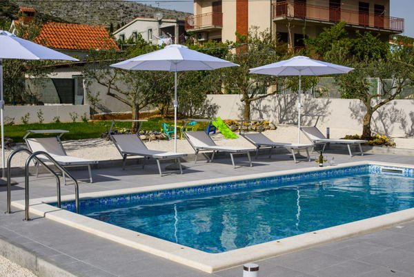 Luxury apartment Trogir_14