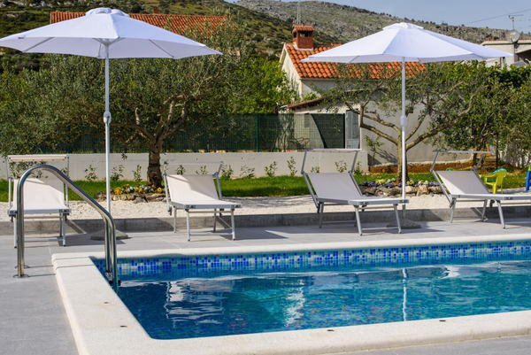 Luxury apartment Trogir_13