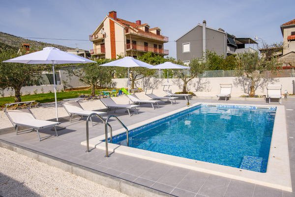 Luxury apartment Trogir_9