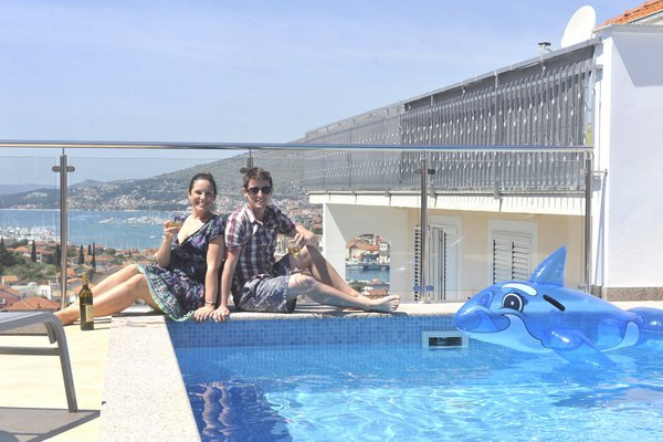 Pool house Trogir_2